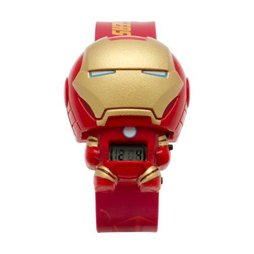 Bulbbotz Marvel Iron Man 2020138 Orologio da Polso Unisex Bambini