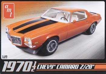 AMT Model Kit - 1970 Camaro Z28 Car - 1:25 Scale - AMT635 - FAST SHIPPING - New