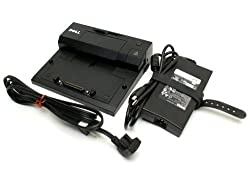 Dell PR03X E-Port Port Replicator W/ PA-4E AC