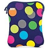 BUILT Apple iPad or 10 Tablet Neoprene Sleeve, Scatter Dot