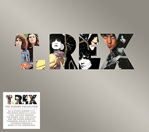T. Rex - Albums Collection - Zortam Music