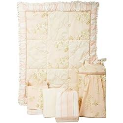 Lambs & Ivy Little Princess 5 Piece Bedding Set