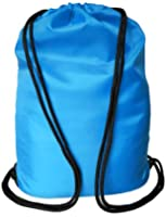 Top Quality Drawstring Gym bag - School PE bag or Sports bag. 8 colours - 33x45cm by Topsport