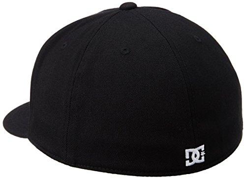 DC Men's Ya Heard Hat, Black, Large/X-Large