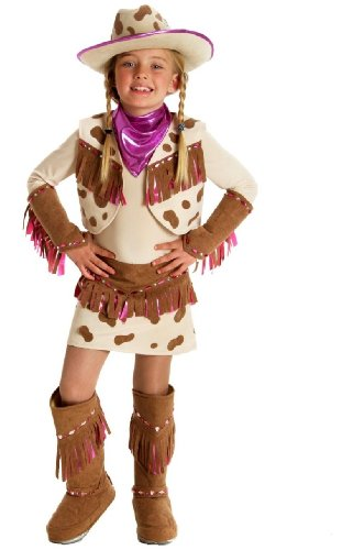 Rhinestone Cowgirl Costume - Child Costume