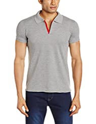 Status Quo Men's Cotton Polo - B00NSKU6RQ