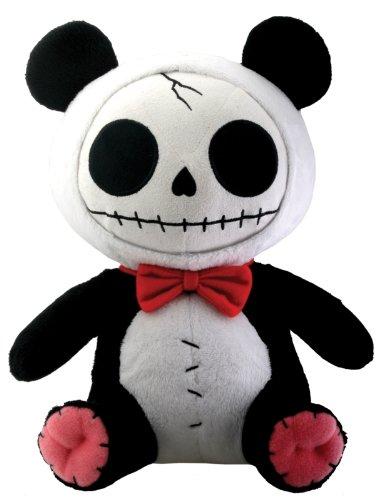 Pandie Panda Furry Bones Plush Stuffed Animal Doll Large Collectible