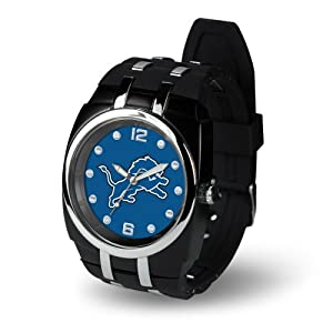 Brand New Detroit Lions NFL Crusher Series Mens Watch by Things for You