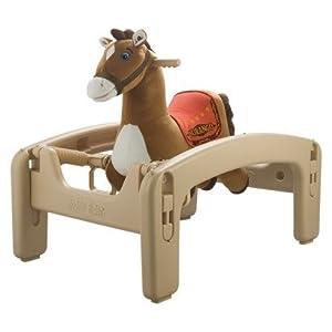 Tek Nek Rockin Rider Durango 3 in 1 Grow with Me Pony