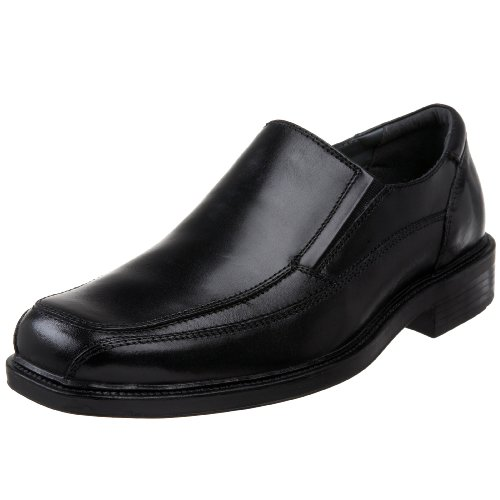 Dockers Men's Proposal Moc Run Off Toe Slip On,Black,10 M US