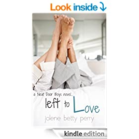 Left to Love (The Next Door Boys Book 2)