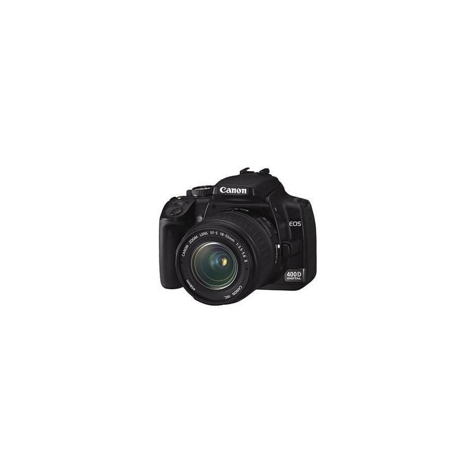 Canon EOS 400D Digital camera SLR 10 1 Mpix Canon EF S 18