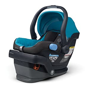 Amazon.com : UPPAbaby MESA Infant Car Seat, Sebby Teal (Discontinued