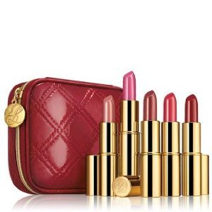 NEW--2011 Estee Lauder 'Pure Color Lipstick Luxuries' Set