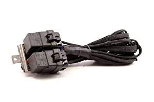 Morimoto H8/H9/H11 HD Relay Harness (Low Beam)