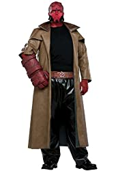 Rubie's Costume Co - Hellboy Full Size Costume - 44-52