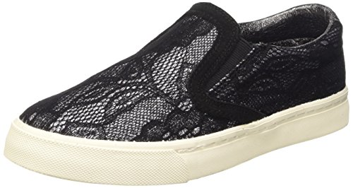 Lumberjack Sonia, Scarpe Low-Top Donna, Nero (Cb001 Black), 39 EU