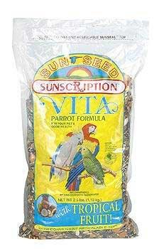 Cheap Bird Supplies Parrot Vita – Mix 2.5Lb (6Pc) (BSS14012)