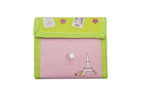Aquarella Kids Paris Wallet, Pink - 1