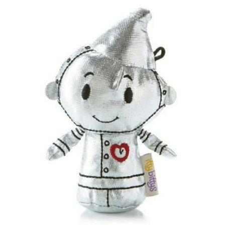 Hallmark Itty Bitty Plush KID3254 Tin Man Wizard Of Oz Plush - 1