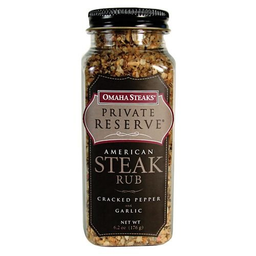 Omaha Steaks 1 (6.2 oz. jar) Private Reserve