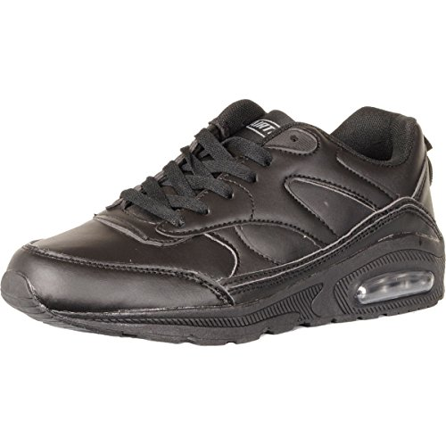 paramount-scarpe-da-ginnastica-da-uomo-uomo-donna-nero