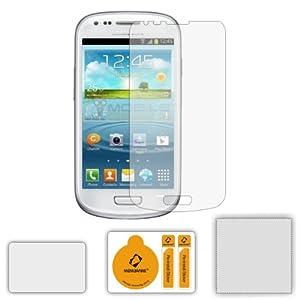 6 x Pellicole Protettiva Schermo per Samsung i8190 Galaxy S3 Mini - Anti-graffio Proteggi Display / Ultra Clear Screen Protectors
