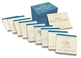 Walt Disney Animation Studios The Archive Series: Walt Disney's Nine Old Men: The Flipbooks