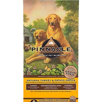 Pinnacle Turkey And Potato Dog Food
