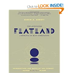 The Annotated Flatland: A Romance of Many Dimensions by Ian Stewart