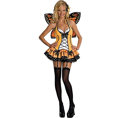Sexy Fantasy Butterfly Adult Costume