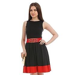 Texco Treandy Dress For Women (Material: Cotton, Colour: Multi Color)