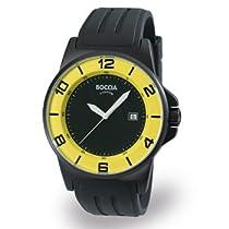 3535-10 Boccia Titanium Watch