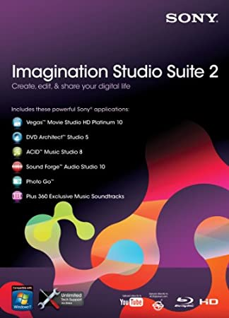 Sony Imagination Studio 2.0 Suite [OLD VERSION]