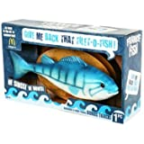 Frankie the Fish wall-mountable singing McDonald's Filet-O-Fish toy (as seen in hit TV commercial)