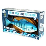 Frankie the Fish wall-mountable singing McDonald's Filet-O-Fish toy (as seen in hit TV commercial) ~ Gemmy