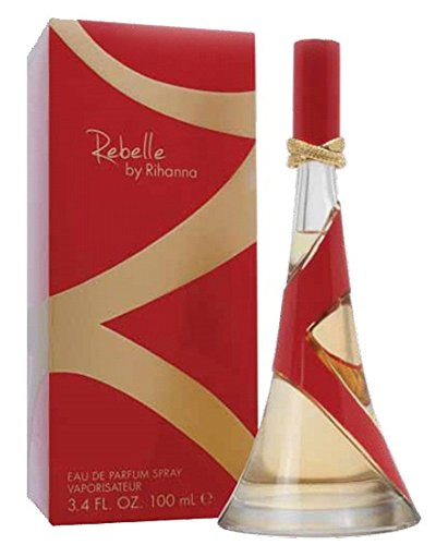 Rebelle for Women by Rihanna Eau De Parfum Spray 3.4 OZ