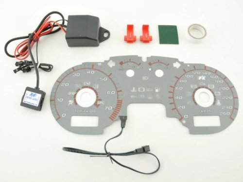 Plasma Optical Tachometer-Set Fit For Vw Golf 4 / Bora (1J) Yr. 1997-2003