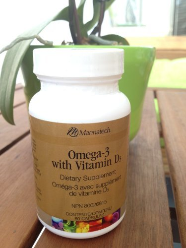 Omega-3 with Vitamin D3 60 caps by Omega (Omega Vitamin D3 compare prices)