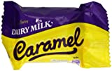 Cadbury Dairy Milk Caramel Treatsize (Pack of 70)