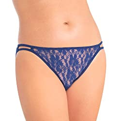 Vanity Fair Women's Illumination Helenca Lace Bikini
