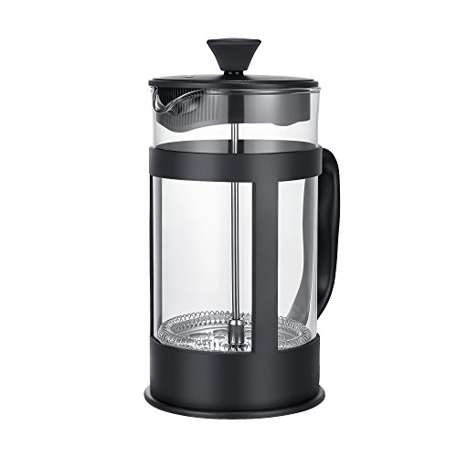 Plemo French Press Coffee Maker Teapot 1Liter 34 oz