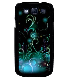 printtech Cool Design Back Case Cover for Samsung Galaxy S3::Samsung Galaxy S3 i9300
