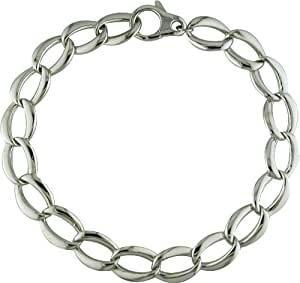 XC38 - 70013371300045 - Collier Femme - Fantaisie - Acier inoxydable - 45 cm