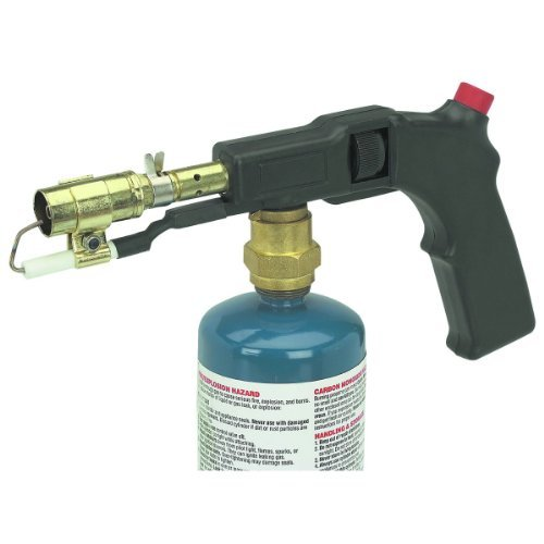 Electric Start Propane Torch with Push-button electric starter (Propane Torch Starter compare prices)