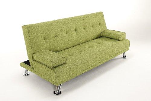 Buy Cheap Havana Fabric Italian Venice Style Sofa Bed Futon on