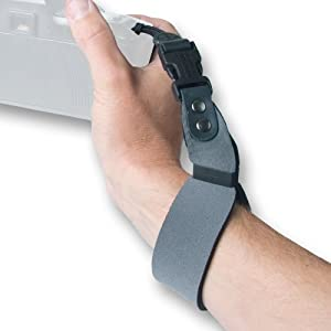 OP/TECH USA SLR Wrist Strap (Steel)