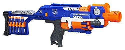 Hasbro 98695EU4 Nerf N-Strike Elite XD Stockade, Spielzeugblaster