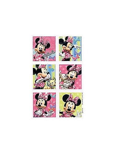 Minnie Stickers (4-pack) - 1