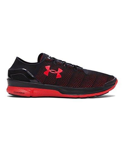 Under Armour Men's UA SpeedForm Apollo 2 Running Shoes 10.5 Black